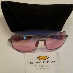 Smith Optics Accessories - Smith Silver Rose Sunglasses